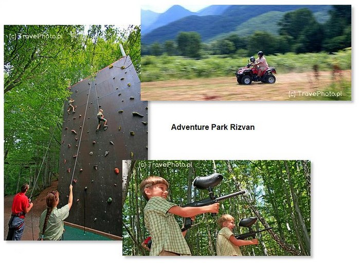 Adventure Park Rizvan