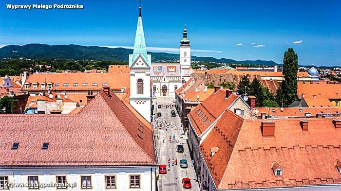 Zagrzeb - stolica Chorwacji