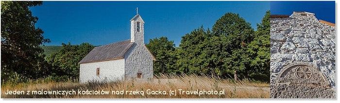 Kościoły w regionie LIKA