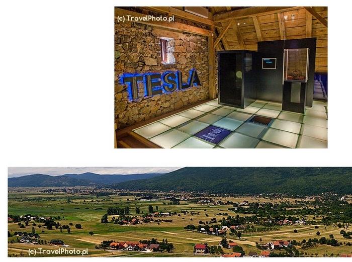 Region LIKA - dolina rz. Gacka i Muz. Tesli