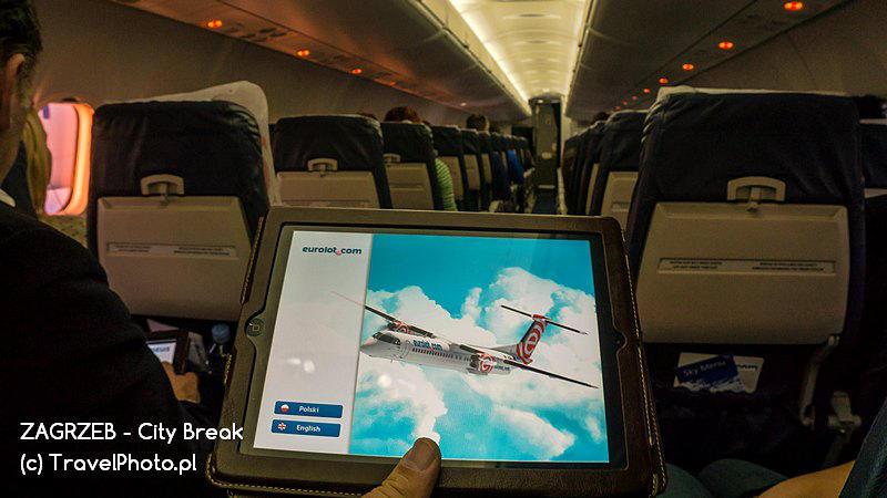 Aplikacja pokładowa Eurolotu jest na tablecie!